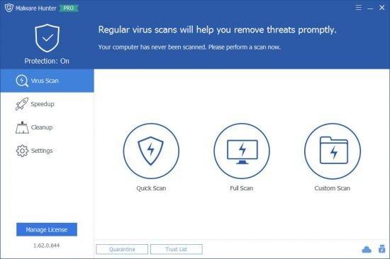 Glary Malware Hunter Pro indir – Antivirüs