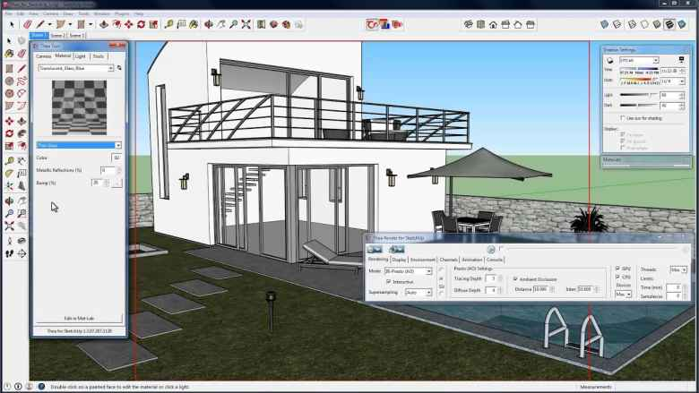 Thea For SketchUp indir