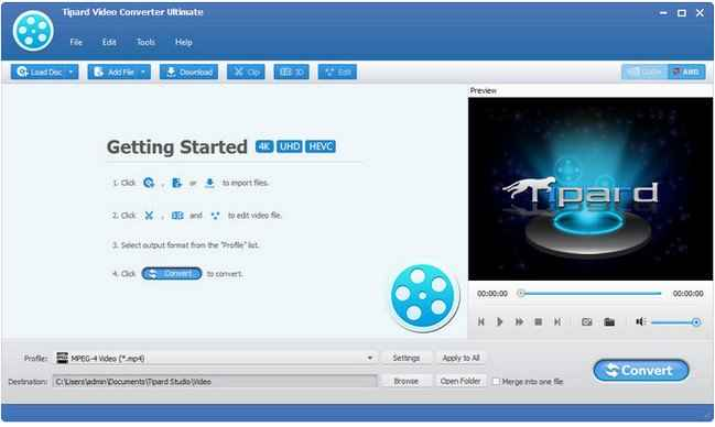 Tipard Video Converter Ultimate İndir