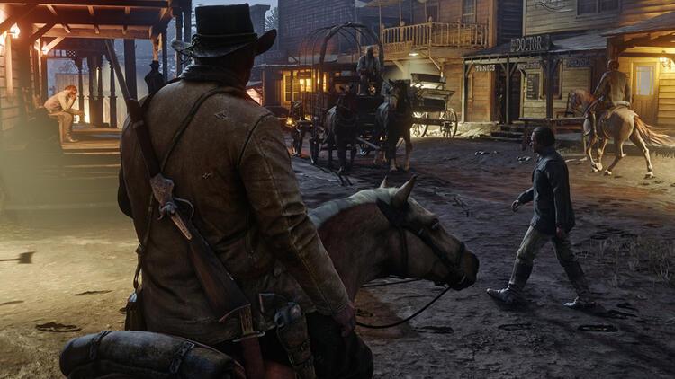 Red Dead Redemption 2 İndir