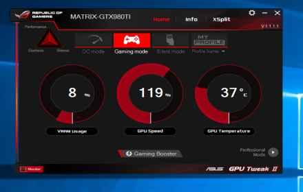 ASUS GPU Tweak 2 İndir