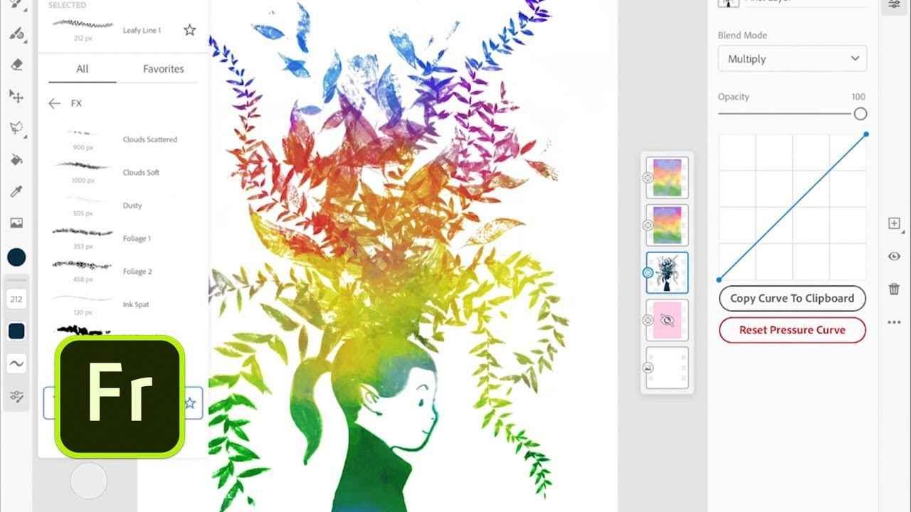 Adobe Fresco İndir