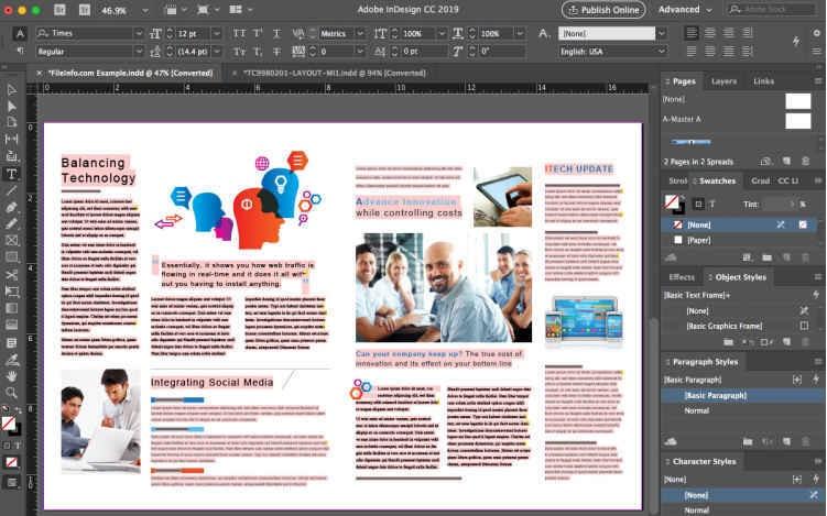 Adobe InDesign indir