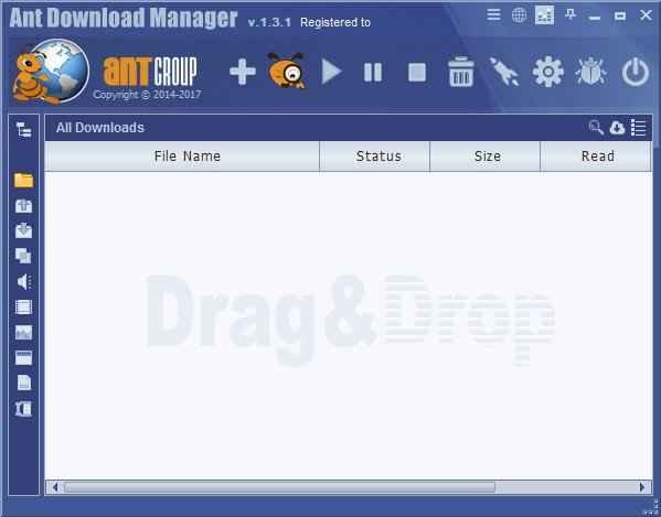 Ant Download Manager İndir