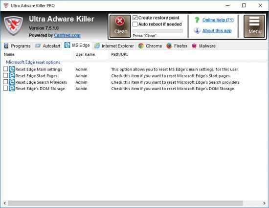 Ultra Adware Killer İndir