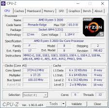 Cpu-Z indir – APK Türkçe 32 Bit Ücretsiz Son Sürüm