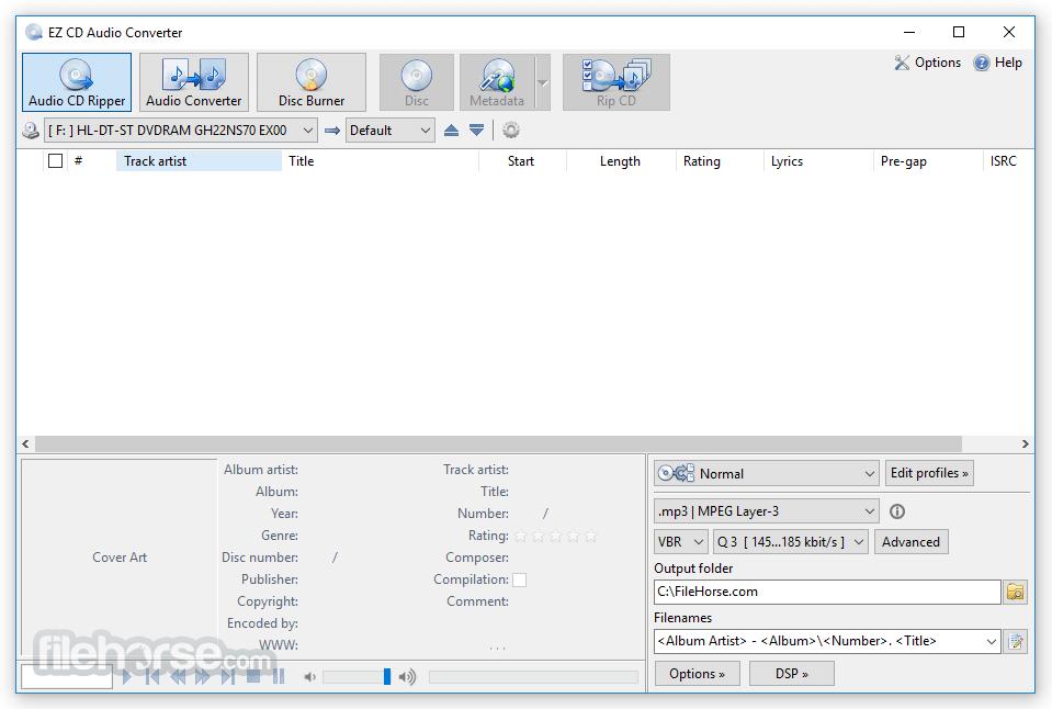 EZ CD Audio Converter Programı İndir