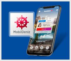 MobilDeniz indir – Denizbank Mobildeniz