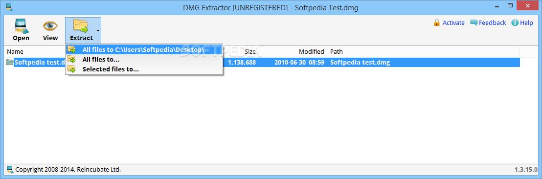 DMG Extractor indir