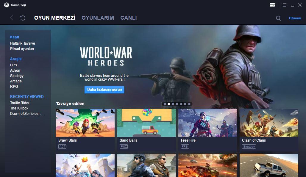 Tencent Gaming Buddy (GameLoop) indir