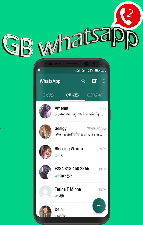 Gbwhatsapp indir
