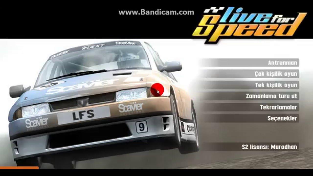Live For Speed (LFS) indir