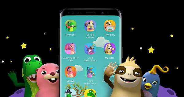 Samsung Kids Mode indir