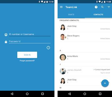 TeamLink indir – Android Görüntülü Görüşme Uygulaması