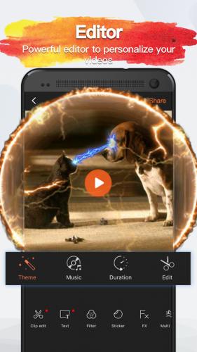 VivaVideo indir- Android Video Düzenleme Uygulaması