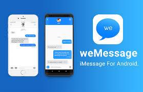 weMessage Uygulaması indir