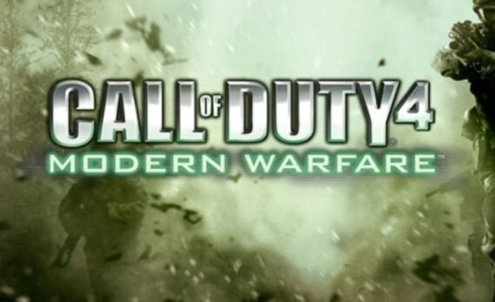 Call of Duty 4 Modern Warfare indir