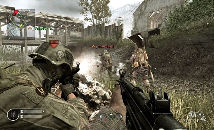 Call of Duty 4 Modern Warfare indir