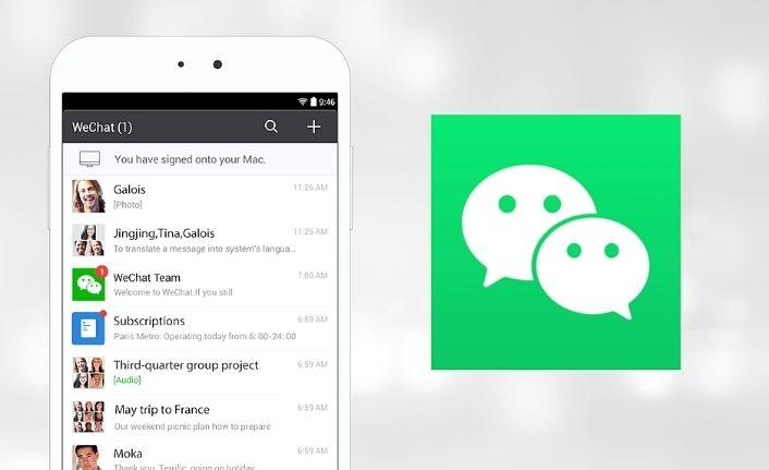 WeChat indir