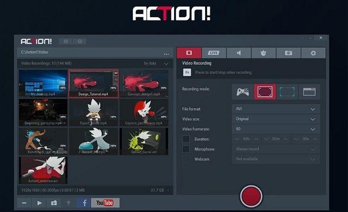 Action indir