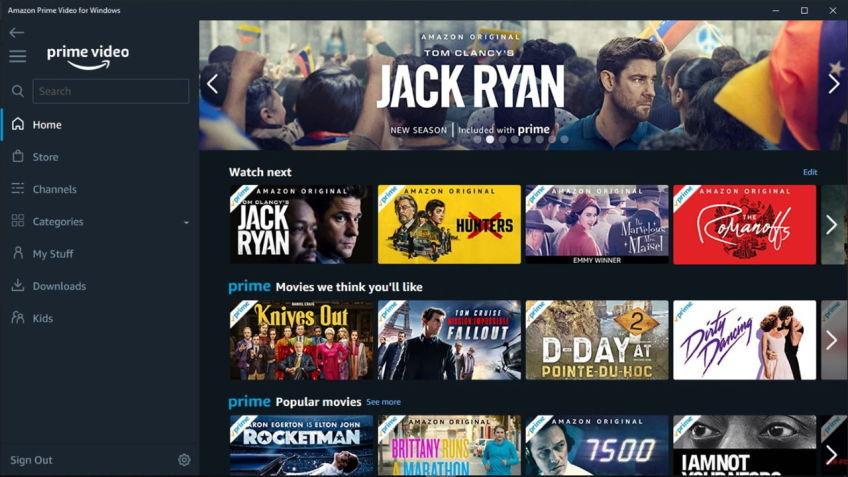Amazon Prime indir – Film ve Dizi İzleme Programı