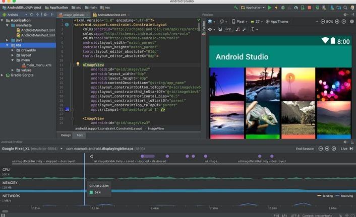 Android studio indir