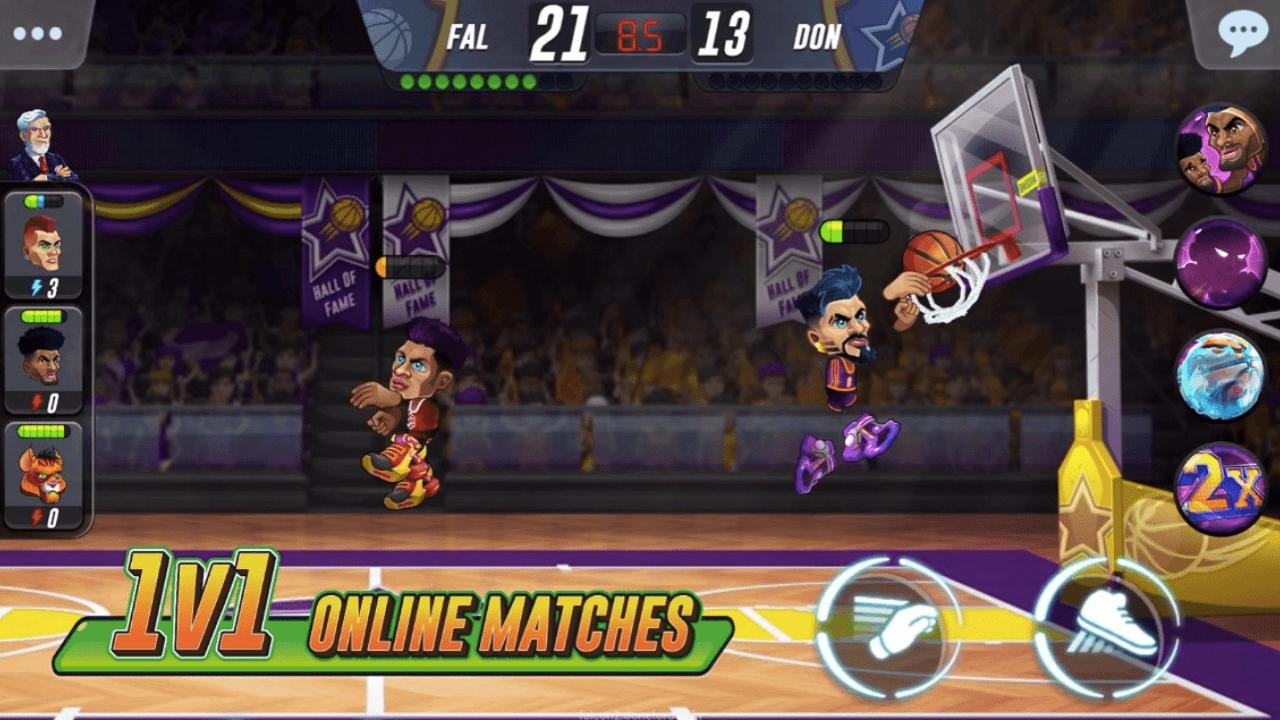 Basketball Area indir