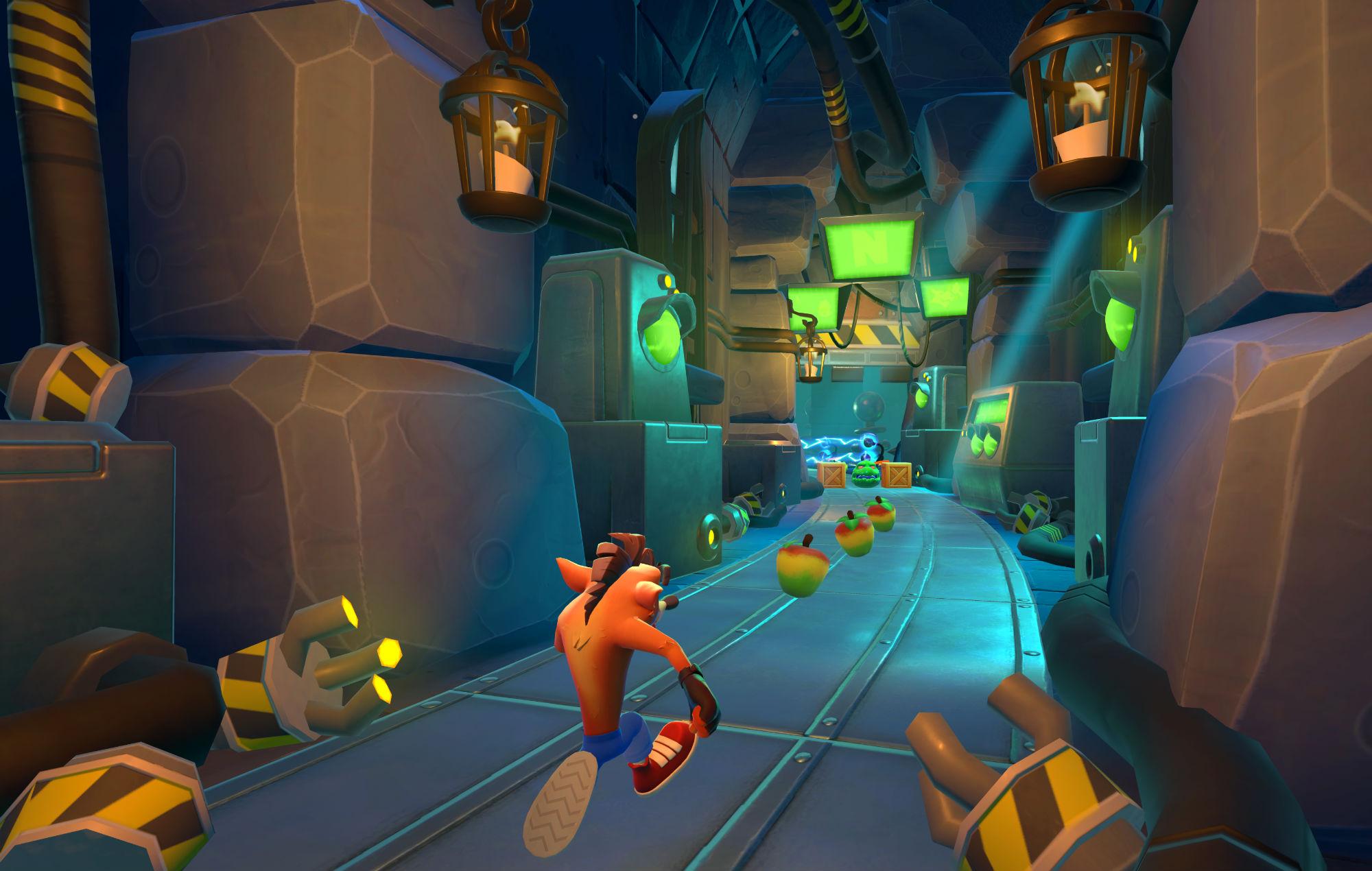 Crash Bandicoot: On The Run indir