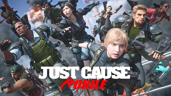 Just Cause Mobile indir – Android Aksiyon Oyunu