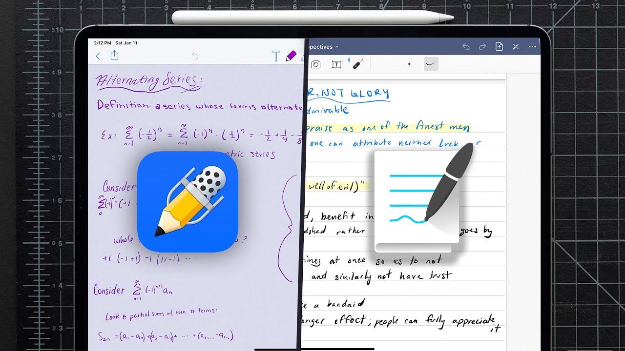 Notability indir – iOS Not Uygulaması