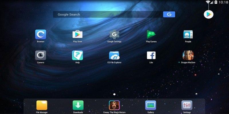 Nox App Player indir – Bilgisayardan Android Oyunları Oynama Programı