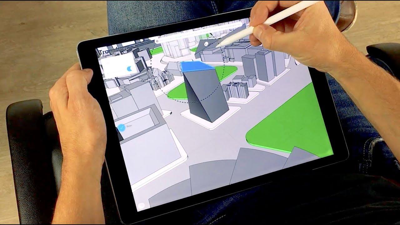 Shapr 3D indir – iOS 3D Modelleme Uygulaması