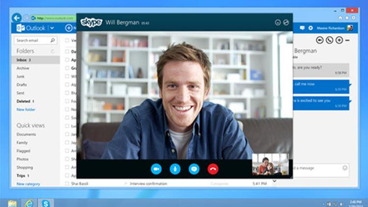 Skype indir – Çevrimiçi Görüntülü Konuşma ve Mesajlaşma Programı