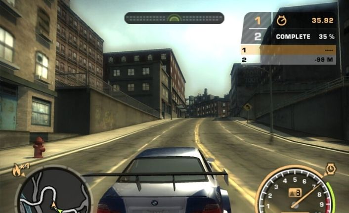Need For Speed Most Wanted indir