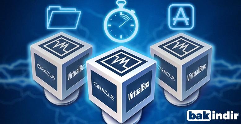VirtualBox indirmek
